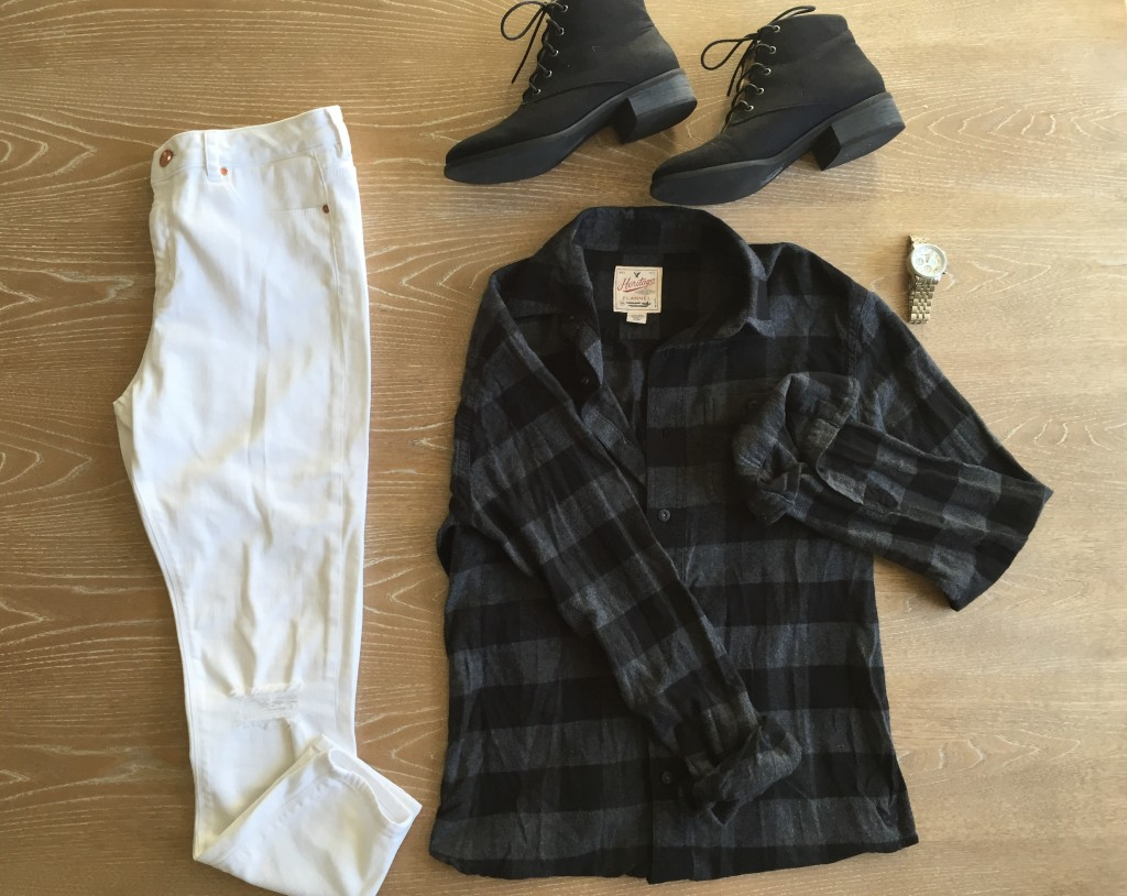Flannel Ensemb