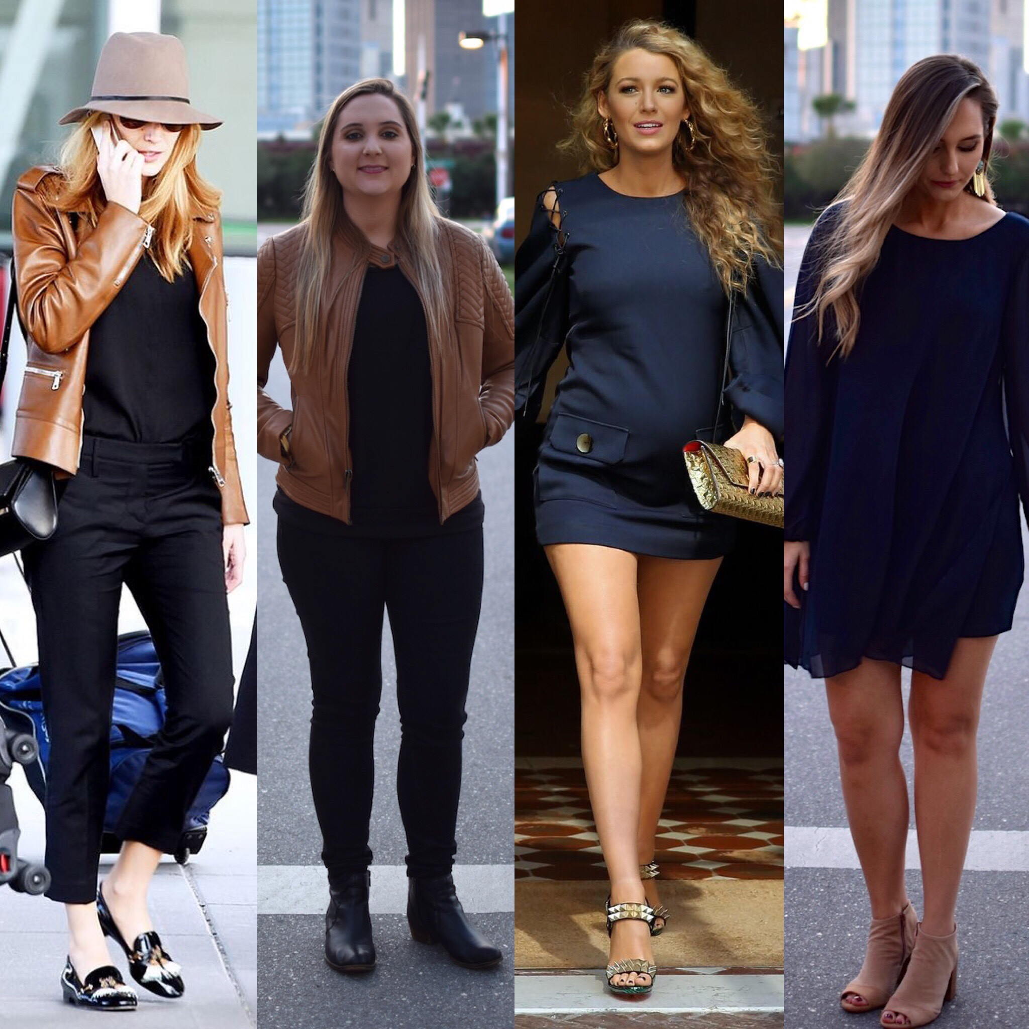 P I N S P O {Blake Lively} - Fashion Without the Fortune