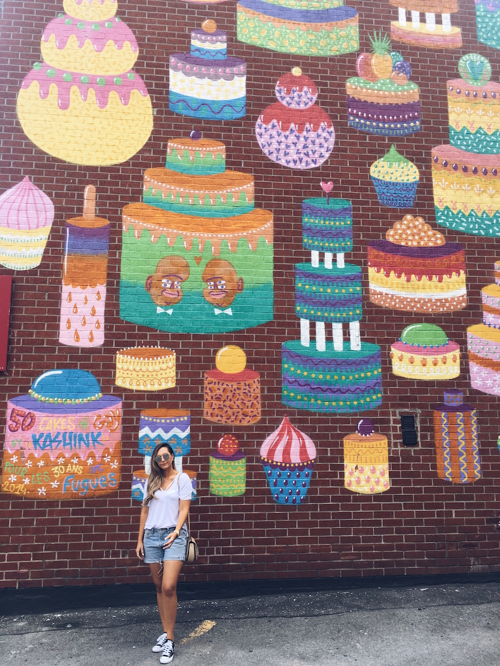 cake wall