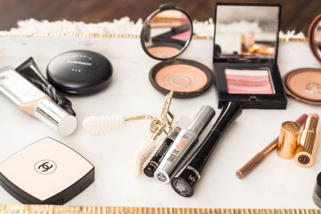 We recently uncovered that Marshalls also sells amazing, name brand MAKE-UP!!