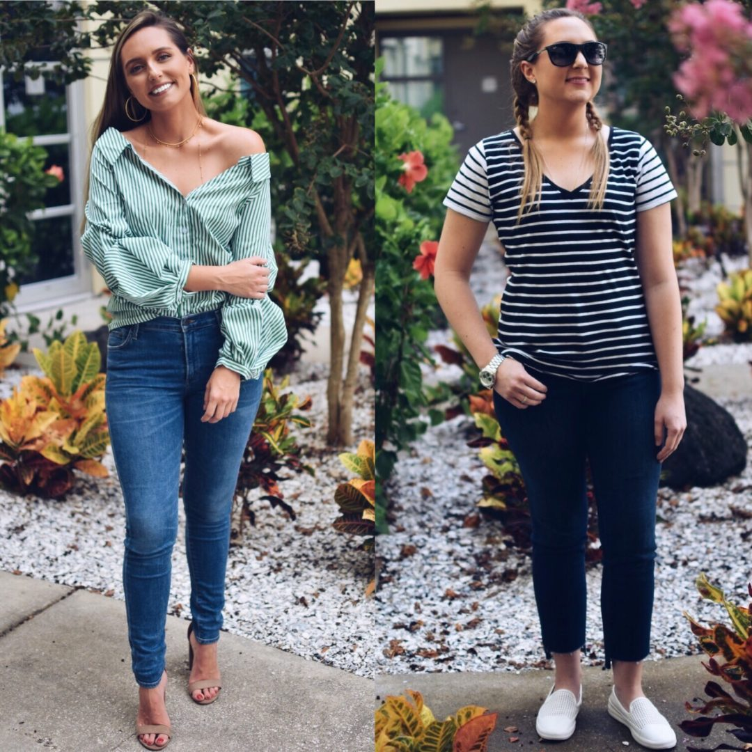 styling stripes for day and night