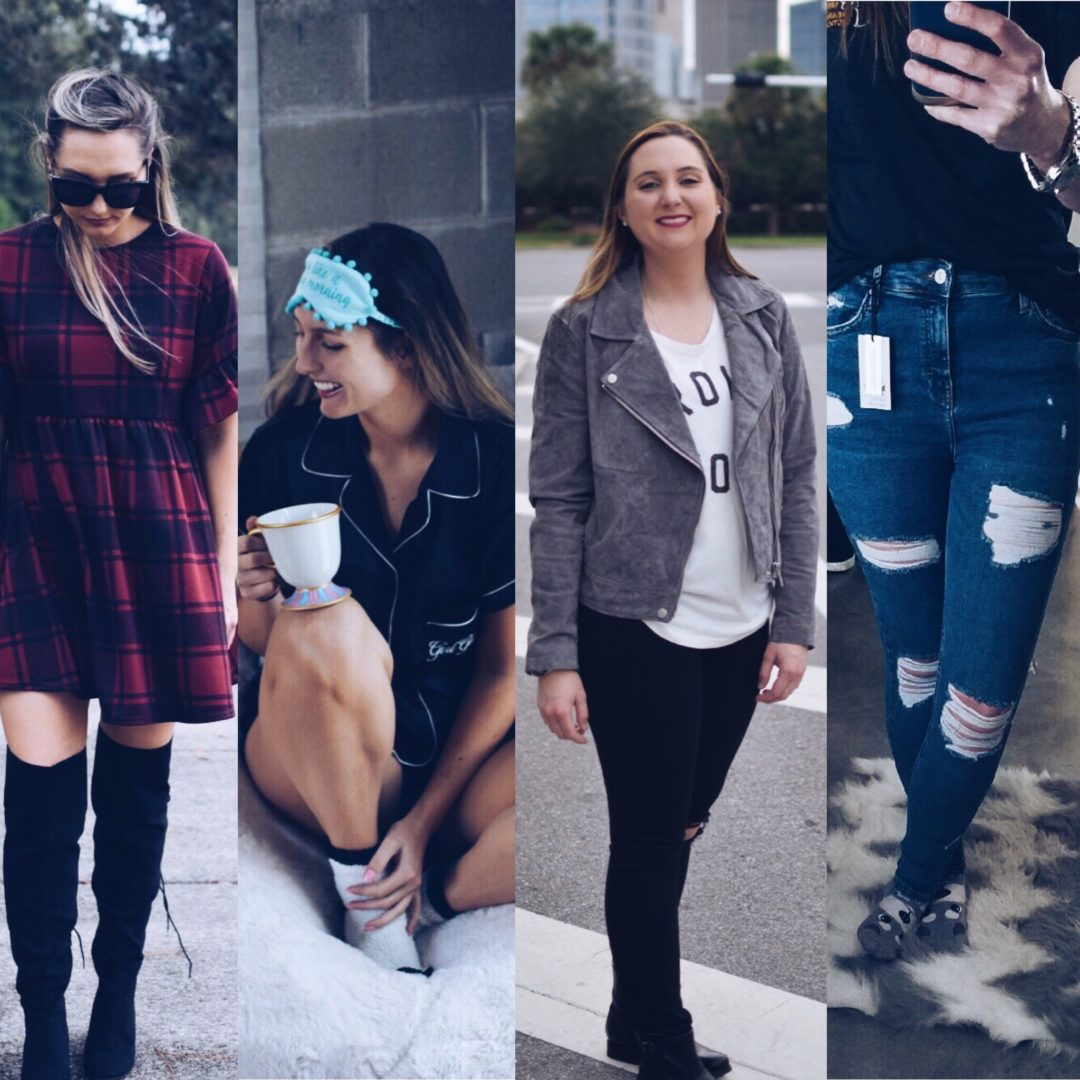 ootd collage